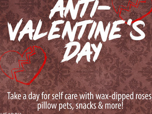 UPC Anti-Valentine's Day