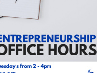 Entrepreneurship Office Hours
