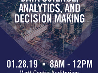 Clemson Workshop on Data Science, Analytics, and Decision Making