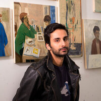 Parsons Fine Arts Visiting Artist Lecture Series: Salman Toor
