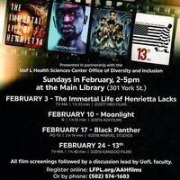 African American Film Series:  Moonlight