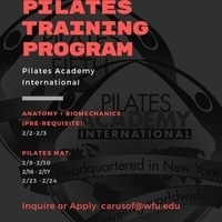 Pilates Training Program