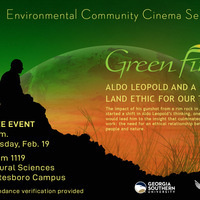 Environmental Community Cinema: Green Fire