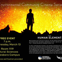 Environmental Community Cinema: The Human Element