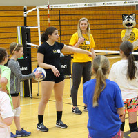 Little Huskies Volleyball Spring Camp