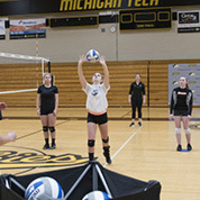 High School Volleyball Clinic - Setter Academy