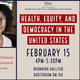 """Health, Equity, and Democracy in the United States."""