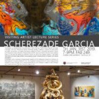 Visiting Artist Lecture: Scherezade Garcia