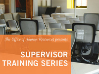 Supervisor Training - Discipline and Misconduct