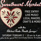 Sweetheart Makers Marketplace
