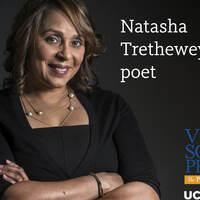 Natasha Trethewey, former U.S. Poet Laureate