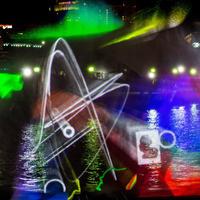 Greg St. Pierre - Fluid Frequencies  Video Installation