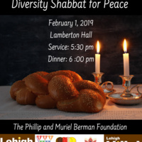 Diversity Shabbat for Peace | Center for Gender Equity
