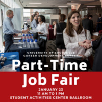 Part Time Job Fair