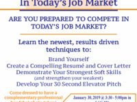 Stand Out in Today's Job Market