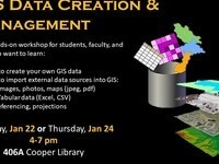 GIS Data Creation & Management--2nd session