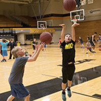 Little Huskies Boys Basketball Spring Camp