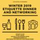 Etiquette Dinner & Networking