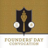 Founder's Day Convocation