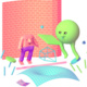 New York Comics & Picture-Story Symposium: Featuring Julian Glander
