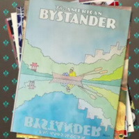 New York Comics & Picture-Story Symposium Presents: The American Bystander