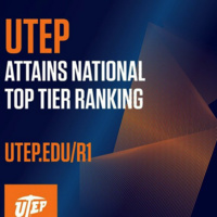 Faculty Celebration for UTEP's National Top Tier Ranking