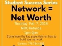 Network = Net Worth
