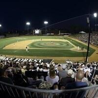Wake Forest Baseball vs. Georgetown