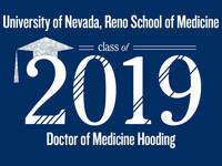 UNR Med M.D. Academic Hooding Ceremony
