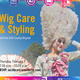 Wig Care & Styling with the Cosplay Brigade