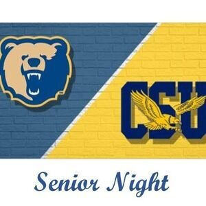 BASKETBALL: Morgan State Bears vs. Coppin State Eagles (Senior Night!)