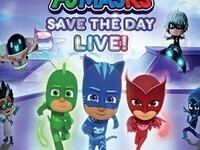 PJ Masks Save The Day: Live!