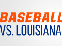 Bearkat Baseball vs. Louisiana