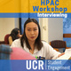 HPAC Workshop - Interviewing