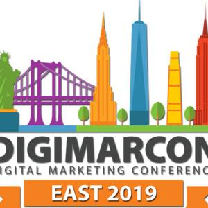 DigiMarCon East 2019 - Digital Marketing Conference & Exhibition