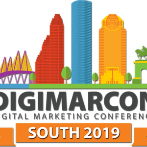 DigiMarCon South 2019 - Digital Marketing Conference & Exhibition