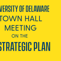UD's IT Strategic Plan Town Hall Meeting