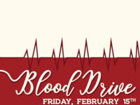 You're Somebody's Type Blood Drive