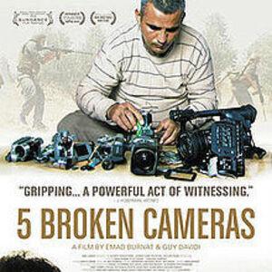 """International Film Festival """"Five Broken Cameras"""""""