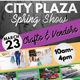 City Plaza Spring Show