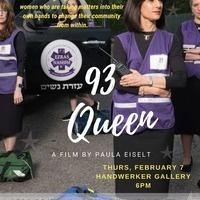 Littauer & IC Hillel Jewish Film Series screening of 93Queen