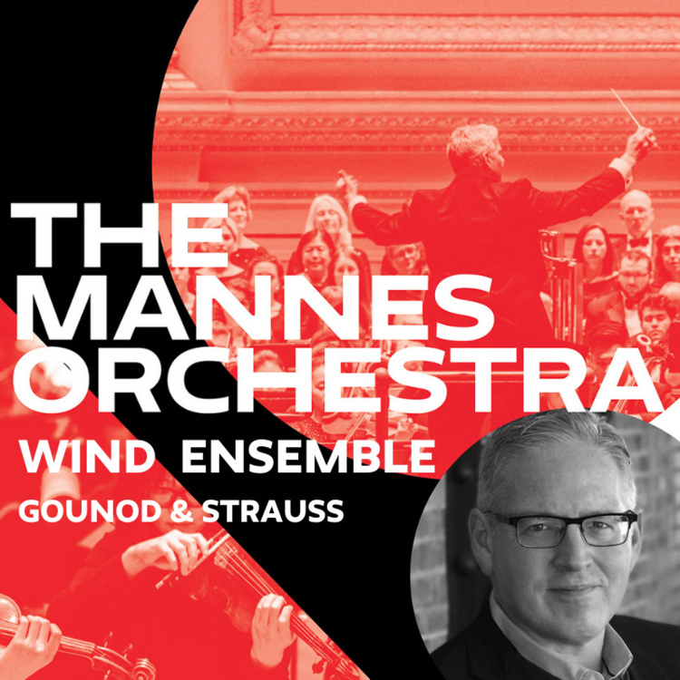 Wind Ensemble: Gounod and Strauss