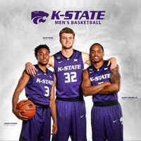 Men's Basketball:  K-State at West Virginia