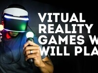 Virtual Reality Game Night