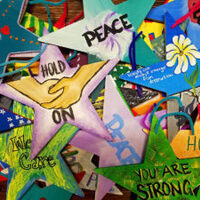 "Art Therapy ""Stars of Hope"""