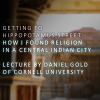Getting to Hippopotamus Street: How I Found Religion in a Central Indian City
