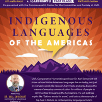 Indigenous Languages of the Americas: A MyLibraryU Fast Class