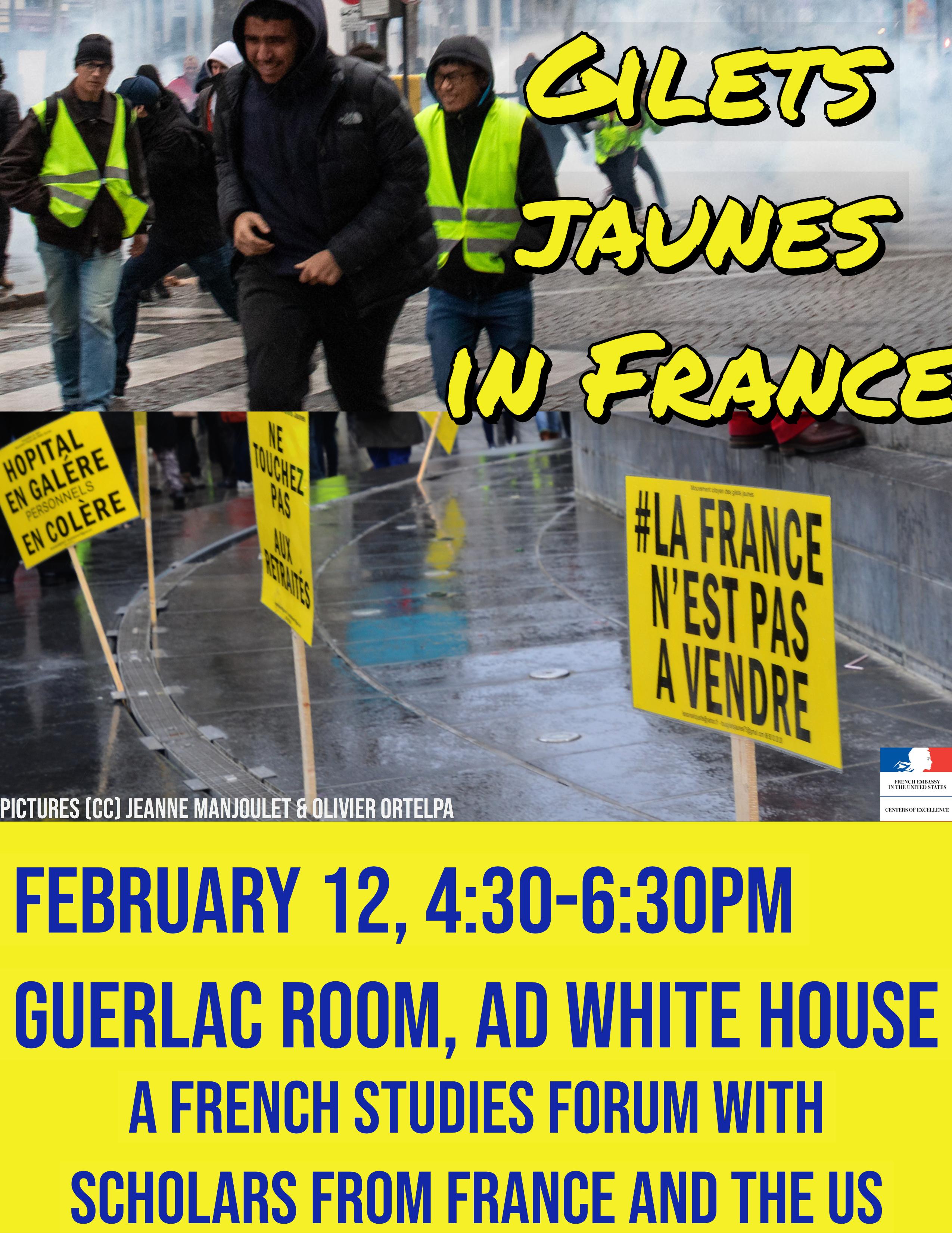 Gilets Jaunes in France