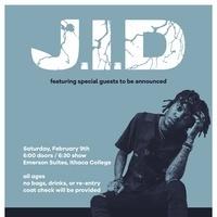 BOC presents J.I.D.