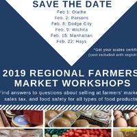 Regional Farmers' Market Workshop